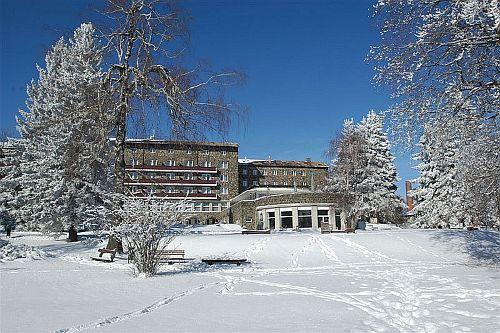 Grandhotel Galya Galyatető**** akciós wellness csomagok a Mátrában