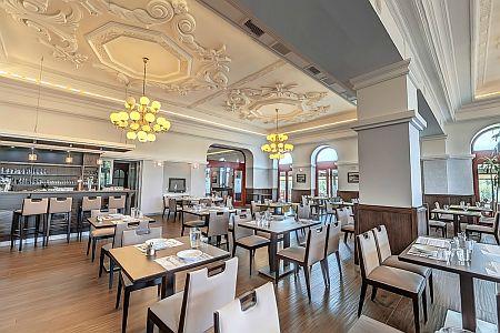 Duna Wellness Hotel Baja akciós, hangulatos étterme