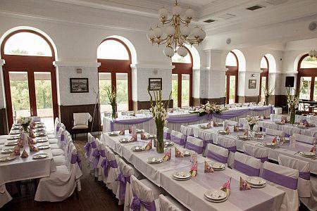 Konferenciaterem és rendezvényterem Baján a Duna Wellness Hotelben
