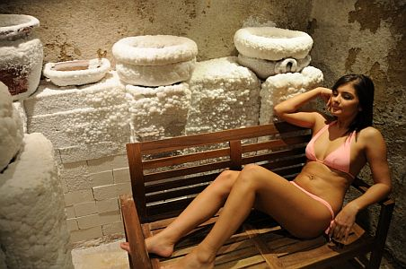 4* Hotel Azúr sókamrája a Balatonnál Siófokon