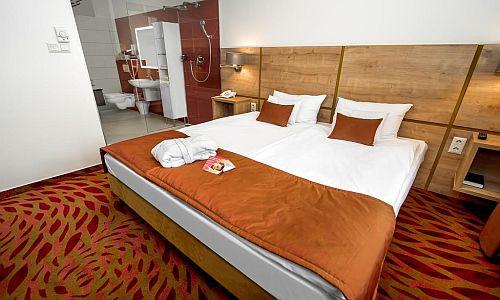 4* Wellness Hotel Budapesten, Rubin Hotel Budapest