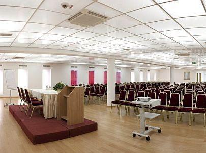 Konferenciaterem rendezvényterem Budapesten wellness szolgáltatással