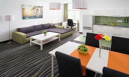 4* Rubin Konferencia és wellness szálloda Budapesten a Budaörsi útnál