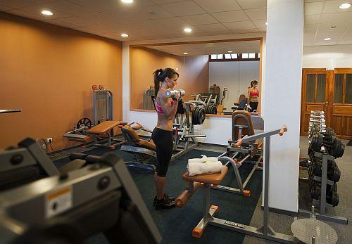 Hotel Villa Völgy - 4 csillagos egri wellness szálloda fitnessterme