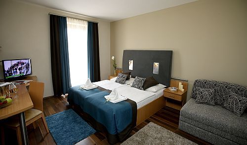 Romantikus és elegáns szálloda Egerben - Villa Völgy szálloda Egerben - szoba a Villa Völgy szállodában