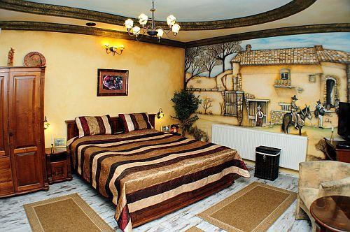 Szállás Pápán - Szálloda Pápán, Olcsó pápai hotelszoba, Villa Classica