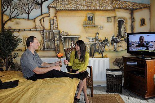 Villa Classica Pápa - mexikói hangulatú apartman a négycsillagos pápai szállodában