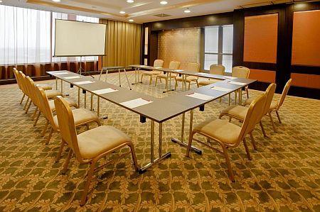 Konferenciaterem és tárgyalóterem Budapesten