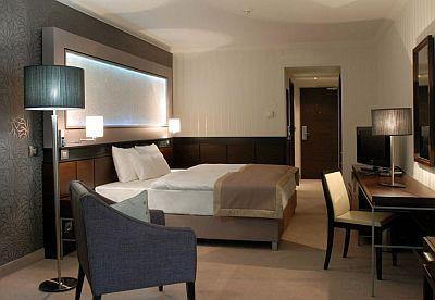 Aquaworld Resort Hotel**** lakosztálya Budapesten
