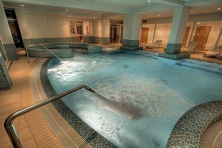 Két Korona Hotel wellness részlege Balatonszárszón - wellness szálloda a Balatonon