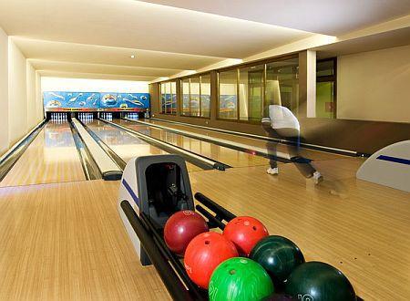 Bowling pálya Balatonfüreden az Anna Grand Hotelben****