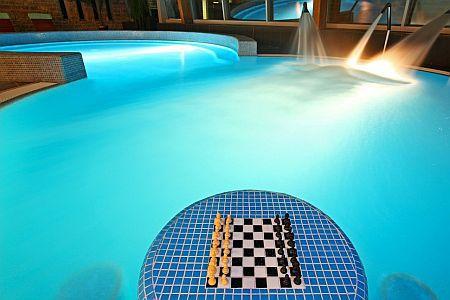 4* Luxus wellness hotel Balatonfüreden Anna Grand Hotel