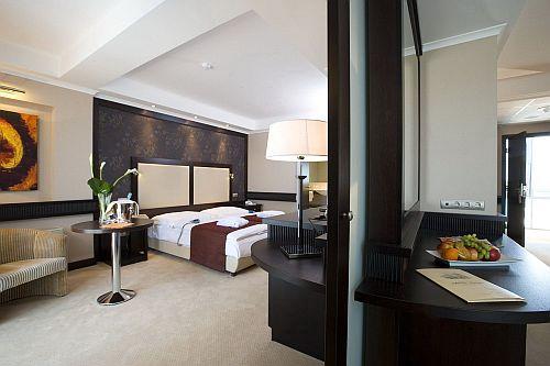 4* Balneo Hotel Zsory mezőkövesdi szálloda luxus apartmanja