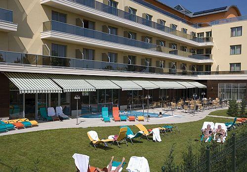 4* Balneo Thermal Hotel a Zsóry fürdőnél Mezőkövesden