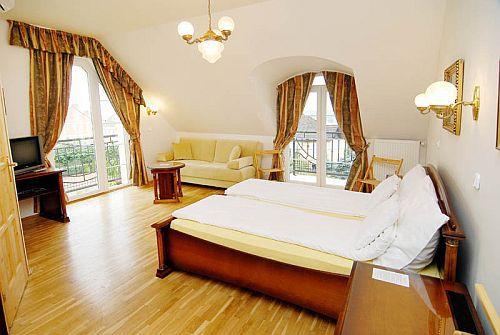 Egri szállás - Romantikus és szép apartman Egerben a Panoráma panzióban