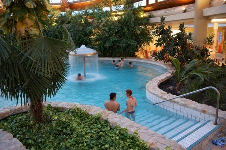 Akciós wellness hétvége Szentgotthárdon a Hotel Gotthárdban 4*
