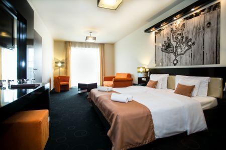 Elegáns és romantikus szoba Szentgotthárdon