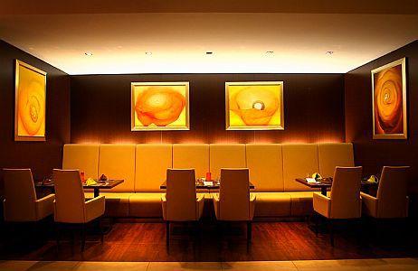 Abacus Wellness Hotel kiváló étterme Herceghalmon sok-sok finomsággal