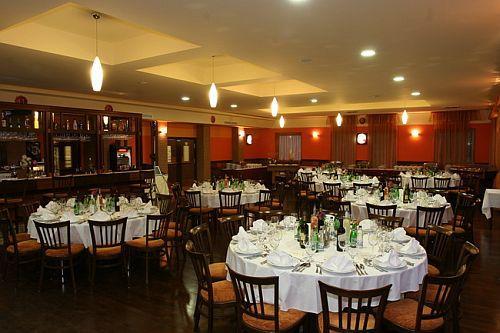 Zichy Park Hotel étterme Bikácson - szép és olcsó wellness szálloda