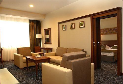 Saliris Spa Hotel 4* luxus apartmanja Egerszalókon akciós áron