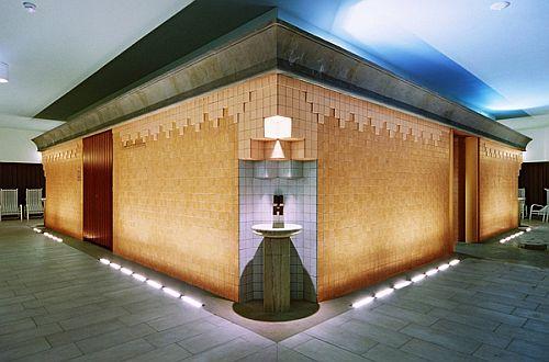 Saliris Spa és wellness szálloda különleges szaunája Egerszalókon