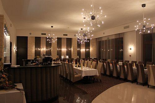 Hotel Termálkristály**** - elegáns étterem Ráckevén