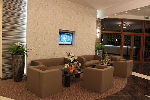 Hotel Termálkristály Aqualand**** - lobby bárja Ráckevén