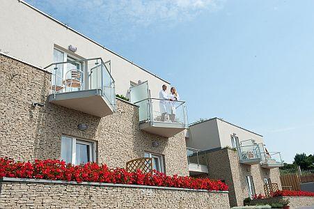 4* Hotel Zenit Vonyarcvashegy csodálatos balatoni panorámával