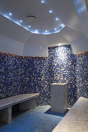 Hotel Zenit 4* Balaton wellness részlege Vonyarcvashegyen