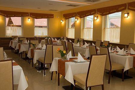4* elegáns étterem Cserkeszőlőn az Aqua-Spa Hotelben