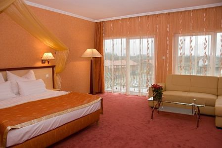Aqua-Spa Hotel**** akciós szabad hotelszobája Cserkeszőlőn