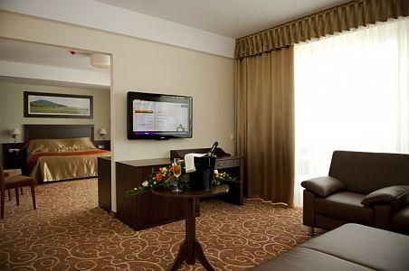 Atlantis Hotel elegáns és romantikus luxus lakosztálya