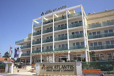 Atlantis Hotel Hajdúszoboszló**** Kiváló thermal és wellness hotel
