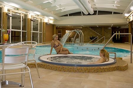 4* Thermal Hotel Dráva wellness centruma Harkányban