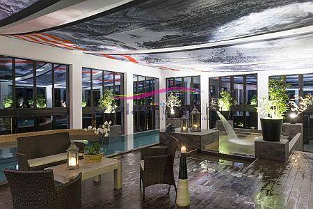 Noszvaji szállodák és hotelek közül kiemelkedően szép, új szálloda a Hotel Oxigén