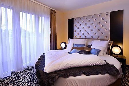 Romantikus hétvége a Balatonnál, Siófokon a Residence wellness hotelben