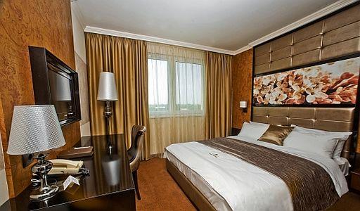 Hotel Délibáb akciós szabad hotelszobája Hajdúszoboszlón