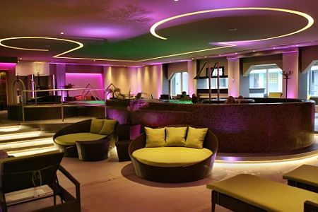 Délibáb Hotel wellness pihenője Hajdúszoboszlón