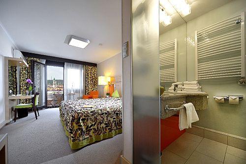 Hotel Sopron**** családi apartmanja családosoknak akciós áron