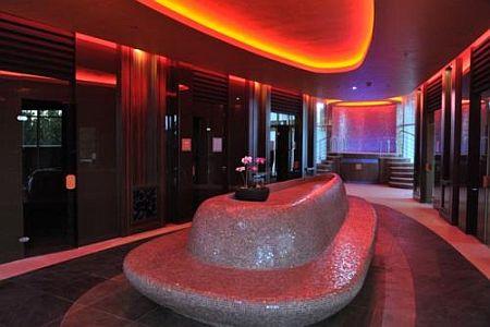 Sheraton Wellness Hotel szaunavilág Kecskeméten