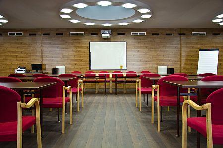 Hotel Kelep konferenciaterme, rendezvényterme és tárgyalóterme Tokajon