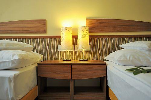 Park Hotel családi szobája 4 fő részére Gyulán akciós áron