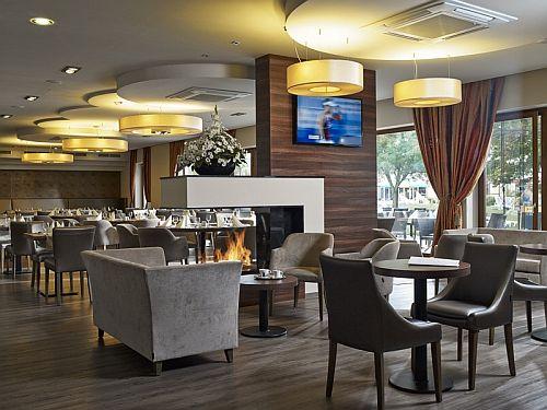 4* Barack Thermal és Spa Hotel étterme Tiszakécskén
