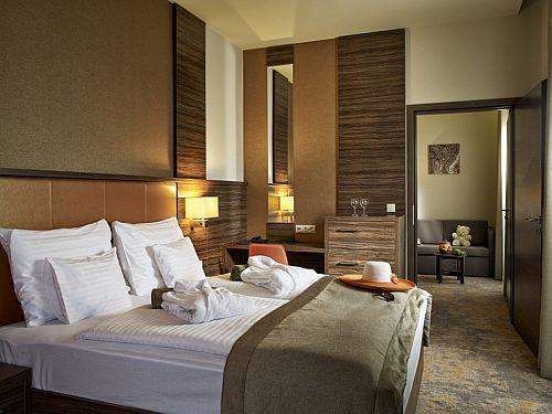 Barack Thermal Hotel Tiszakécske 4* - akciós franciaágyas szoba