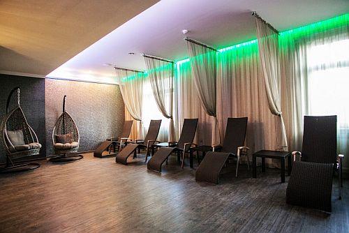 Grand Hotel Glorius makói szálloda elegáns wellness pihenője