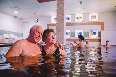 Hotel Elixír*** Mórahalom termál vizes medencéje