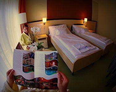 Harkányi olcsó szálloda a Psoriasis Centrum Kórházban