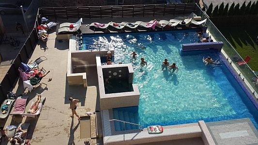 Hotel Balaton Siófok - Akciós wellness hétvége Siófokon