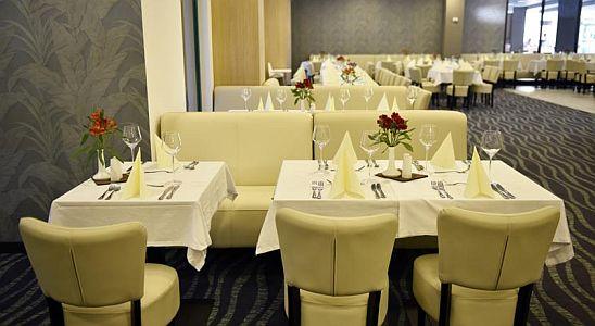 Portobello Wellness Hotel 4* kiváló étterme Esztergomban