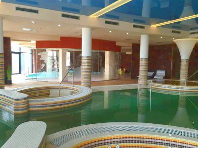 Borostyán Med Hotel**** Nyíradony akciós gyógyvizes szálloda